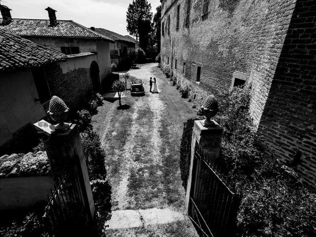Il matrimonio di Fabrizio e Maria a Trofarello, Torino 38