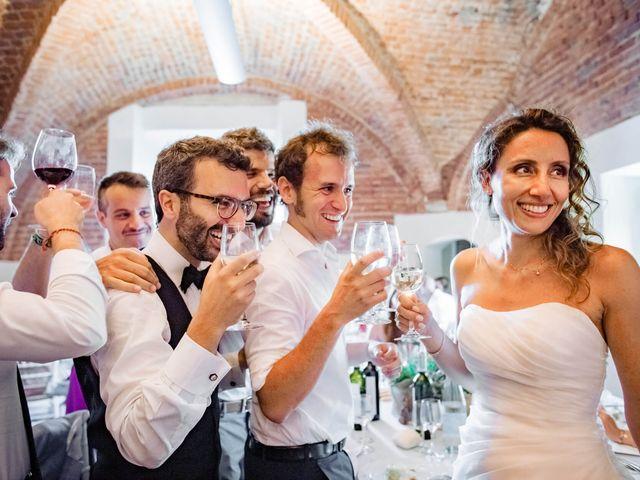 Il matrimonio di Fabrizio e Maria a Trofarello, Torino 40