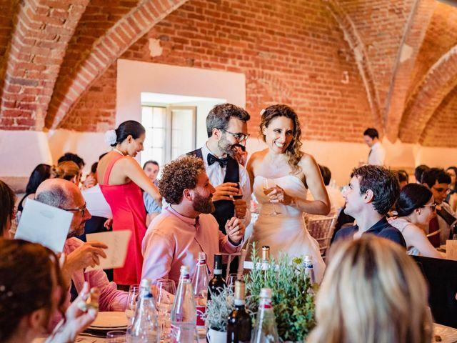 Il matrimonio di Fabrizio e Maria a Trofarello, Torino 41