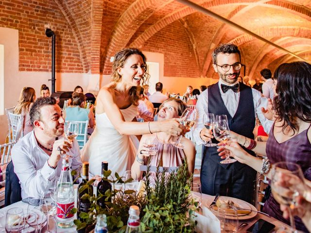 Il matrimonio di Fabrizio e Maria a Trofarello, Torino 42