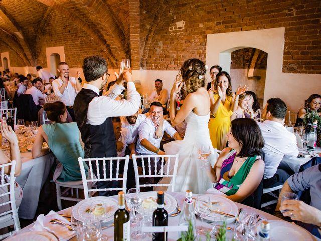 Il matrimonio di Fabrizio e Maria a Trofarello, Torino 43