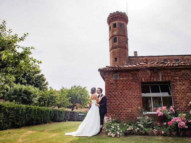 Il matrimonio di Fabrizio e Maria a Trofarello, Torino 44
