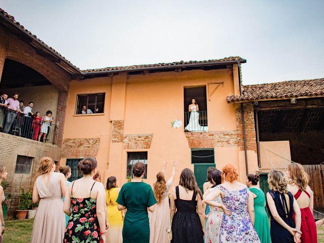 Il matrimonio di Fabrizio e Maria a Trofarello, Torino 48