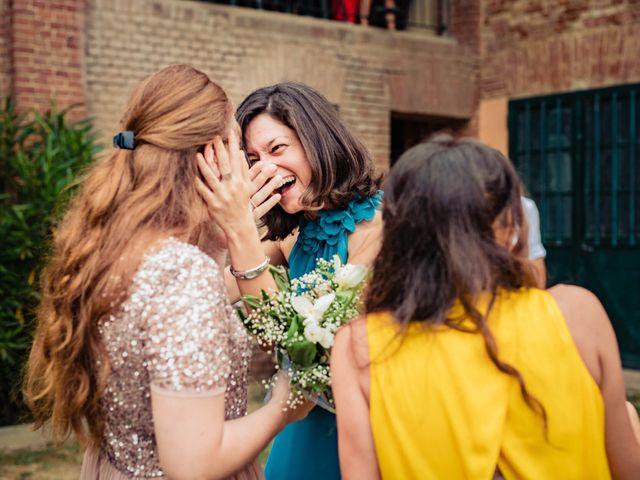 Il matrimonio di Fabrizio e Maria a Trofarello, Torino 49