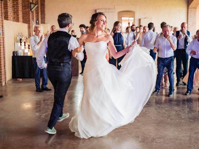 Il matrimonio di Fabrizio e Maria a Trofarello, Torino 50