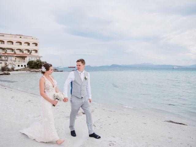 Le nozze di Anna e Garry