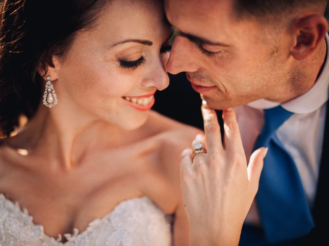Le nozze di Cinzia e Isaia