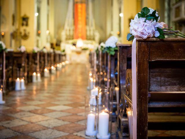 Il matrimonio di Michael e Jessica a Verona, Verona 24