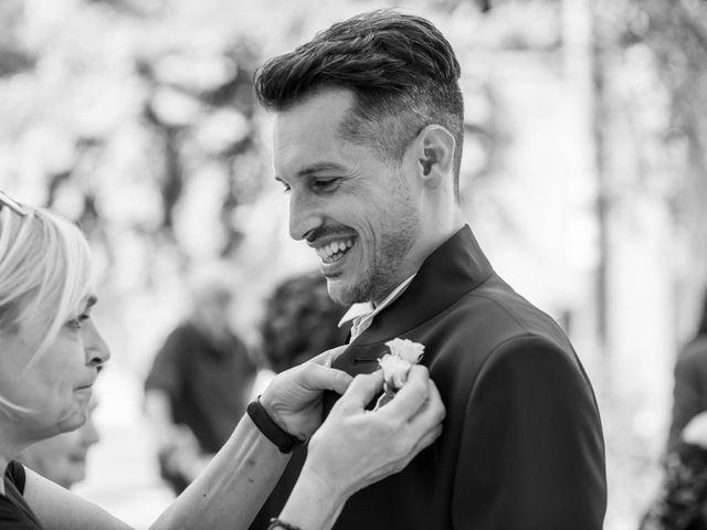 Il matrimonio di Michael e Jessica a Verona, Verona 25