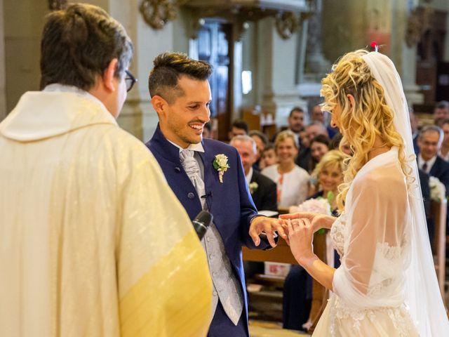 Il matrimonio di Michael e Jessica a Verona, Verona 35