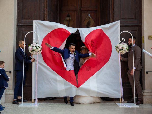 Il matrimonio di Michael e Jessica a Verona, Verona 39