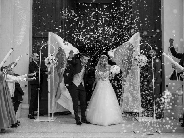 Il matrimonio di Michael e Jessica a Verona, Verona 40