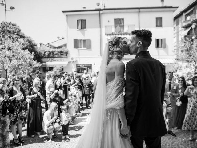 Il matrimonio di Michael e Jessica a Verona, Verona 42