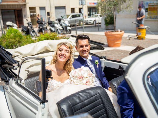 Il matrimonio di Michael e Jessica a Verona, Verona 45