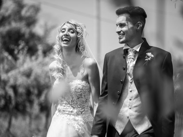 Il matrimonio di Michael e Jessica a Verona, Verona 47