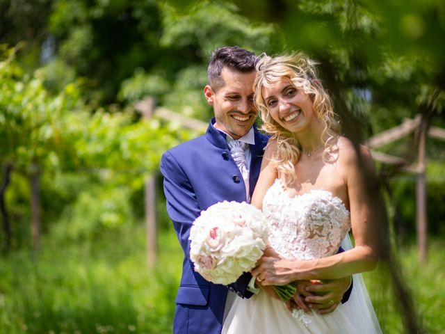 Il matrimonio di Michael e Jessica a Verona, Verona 1
