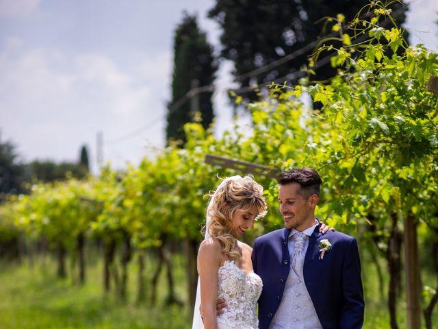 Il matrimonio di Michael e Jessica a Verona, Verona 48