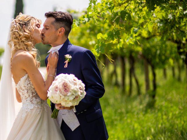 Il matrimonio di Michael e Jessica a Verona, Verona 49
