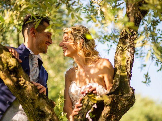 Il matrimonio di Michael e Jessica a Verona, Verona 61