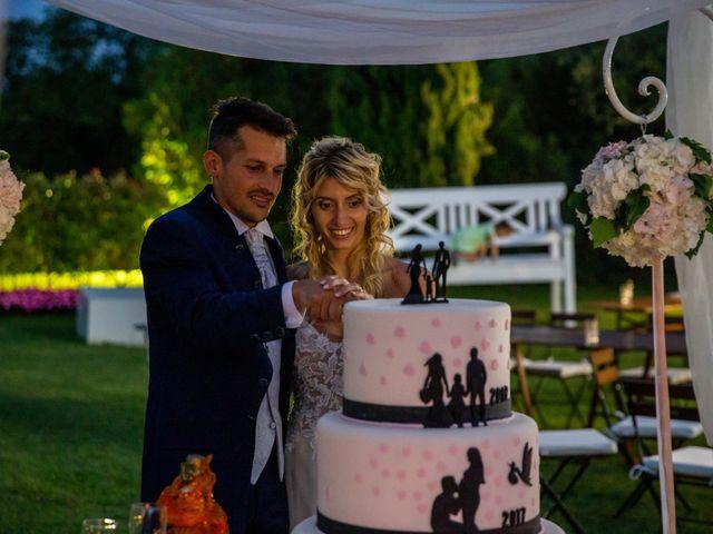 Il matrimonio di Michael e Jessica a Verona, Verona 64