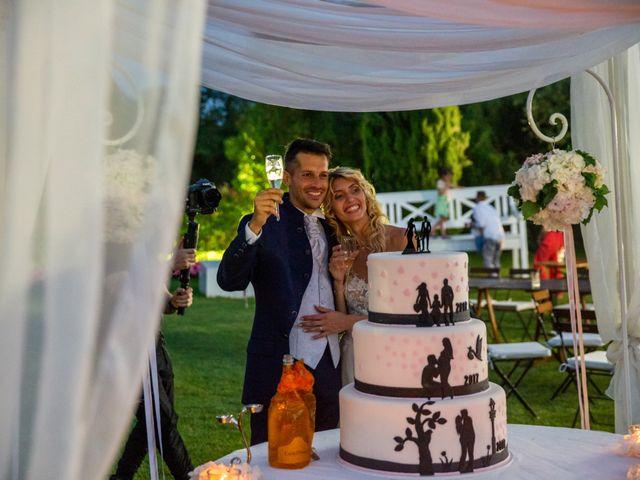 Il matrimonio di Michael e Jessica a Verona, Verona 67