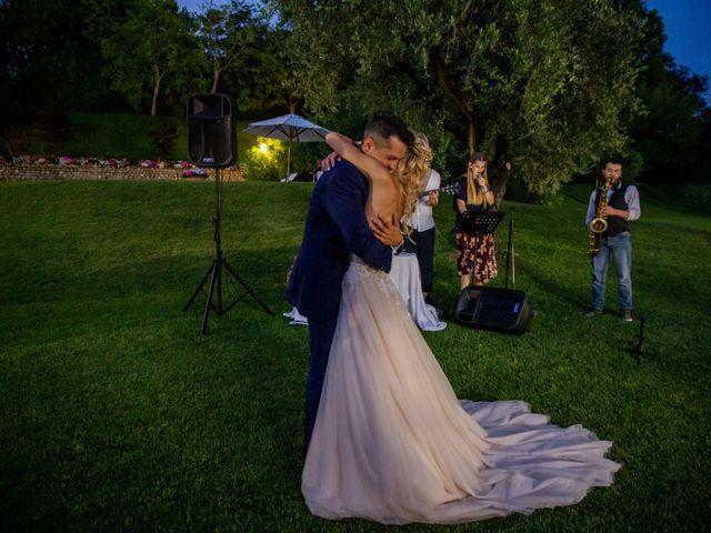 Il matrimonio di Michael e Jessica a Verona, Verona 68