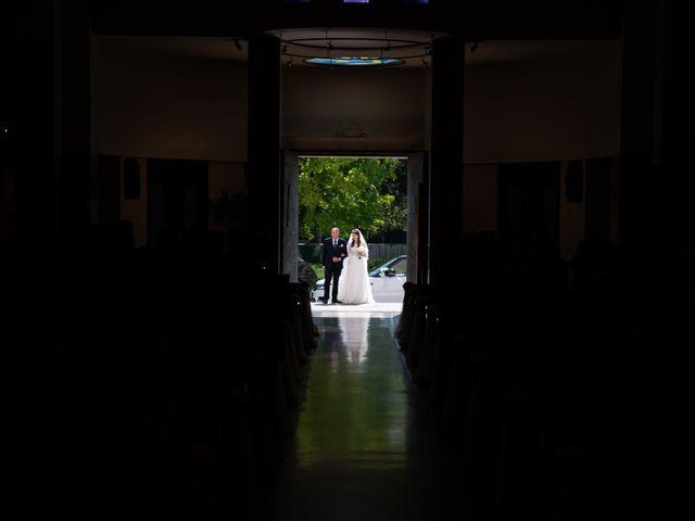 Il matrimonio di Pietro e Alessia a Vicenza, Vicenza 15