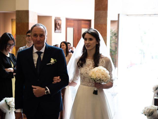 Il matrimonio di Pietro e Alessia a Vicenza, Vicenza 16