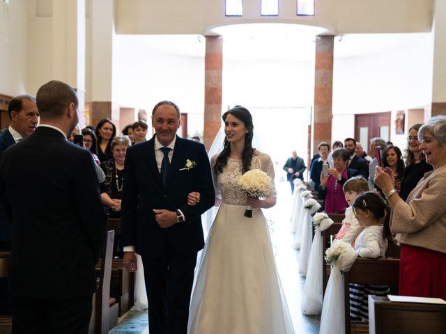 Il matrimonio di Pietro e Alessia a Vicenza, Vicenza 17