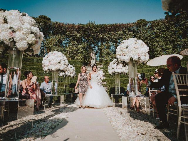 Il matrimonio di Mario e Saba a Verona, Verona 85