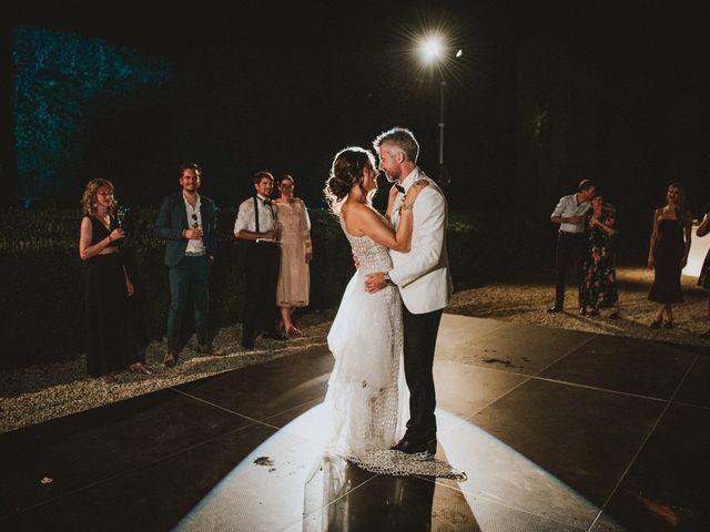 Le nozze di Saba e Mario