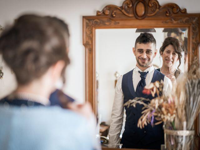 Il matrimonio di Fabio e Maria a Roseto degli Abruzzi, Teramo 3