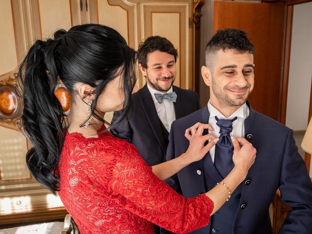 Il matrimonio di Fabio e Maria a Roseto degli Abruzzi, Teramo 4