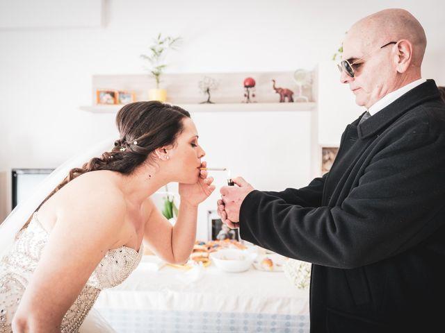 Il matrimonio di Fabio e Maria a Roseto degli Abruzzi, Teramo 8