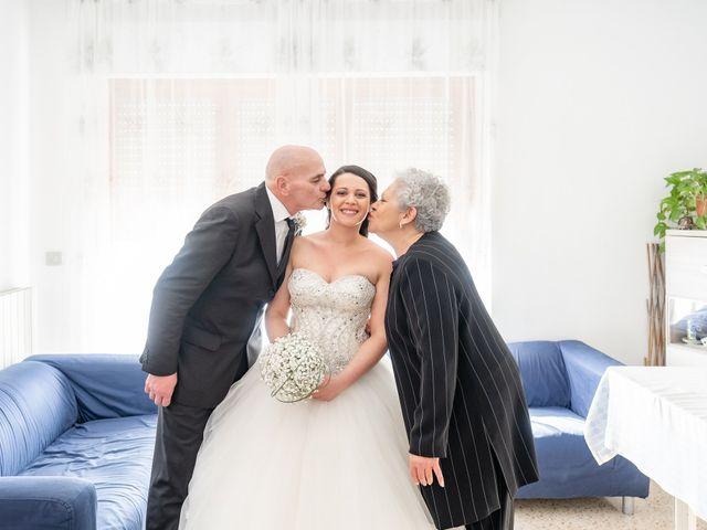 Il matrimonio di Fabio e Maria a Roseto degli Abruzzi, Teramo 9