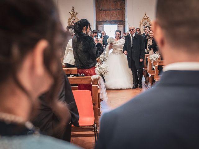 Il matrimonio di Fabio e Maria a Roseto degli Abruzzi, Teramo 13