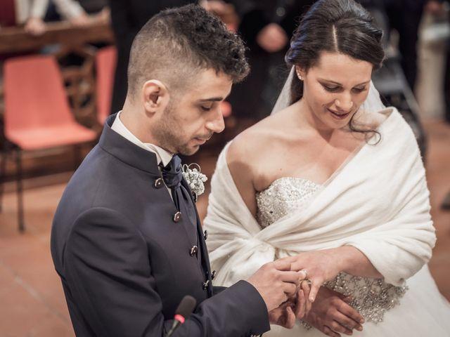 Il matrimonio di Fabio e Maria a Roseto degli Abruzzi, Teramo 14