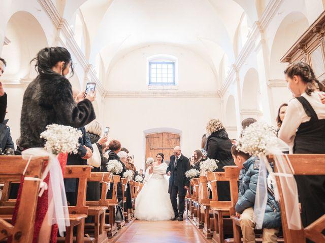 Il matrimonio di Fabio e Maria a Roseto degli Abruzzi, Teramo 17