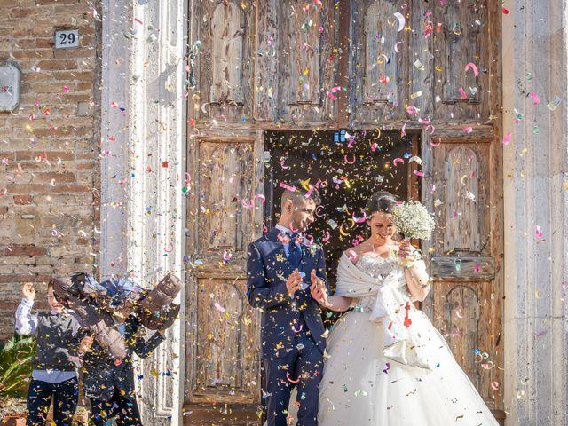 Il matrimonio di Fabio e Maria a Roseto degli Abruzzi, Teramo 21