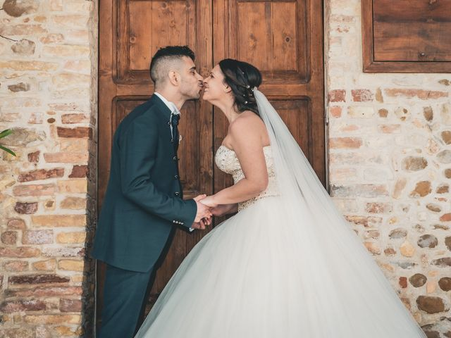 Il matrimonio di Fabio e Maria a Roseto degli Abruzzi, Teramo 29