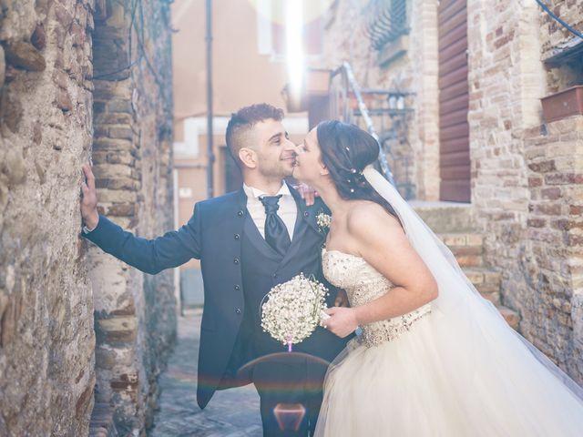 Il matrimonio di Fabio e Maria a Roseto degli Abruzzi, Teramo 30