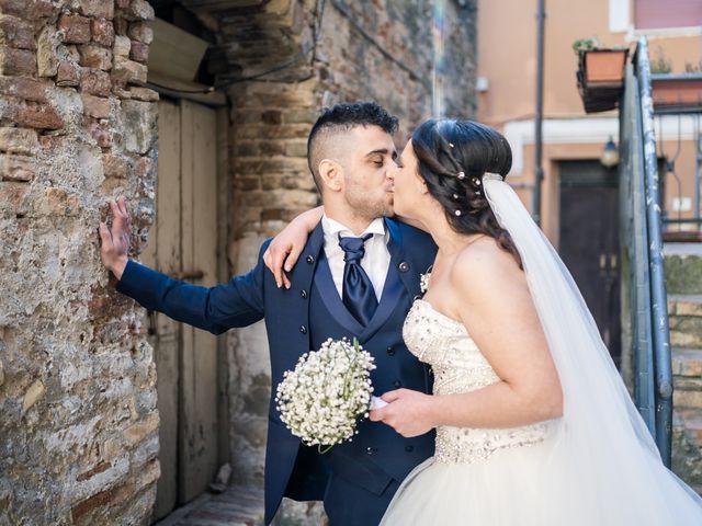 Il matrimonio di Fabio e Maria a Roseto degli Abruzzi, Teramo 31