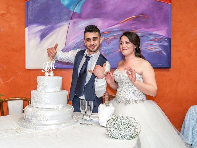 Il matrimonio di Fabio e Maria a Roseto degli Abruzzi, Teramo 40