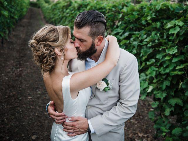 Le nozze di Nadia e Erik