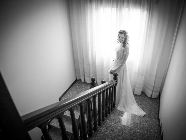 Il matrimonio di Federico e Eva a Loreggia, Padova 16