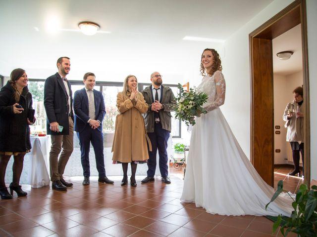 Il matrimonio di Federico e Eva a Loreggia, Padova 17