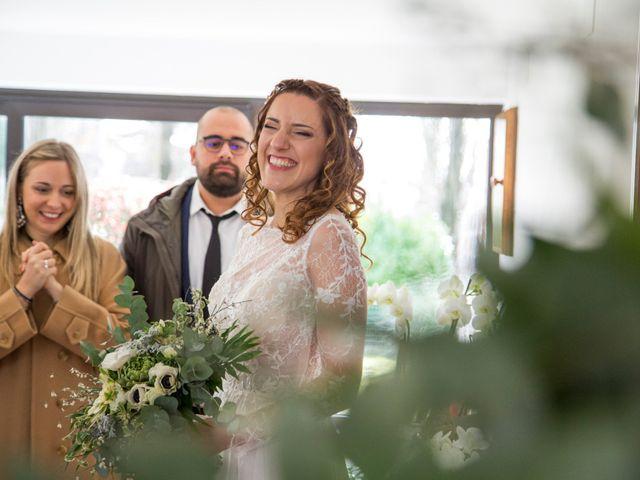 Il matrimonio di Federico e Eva a Loreggia, Padova 18