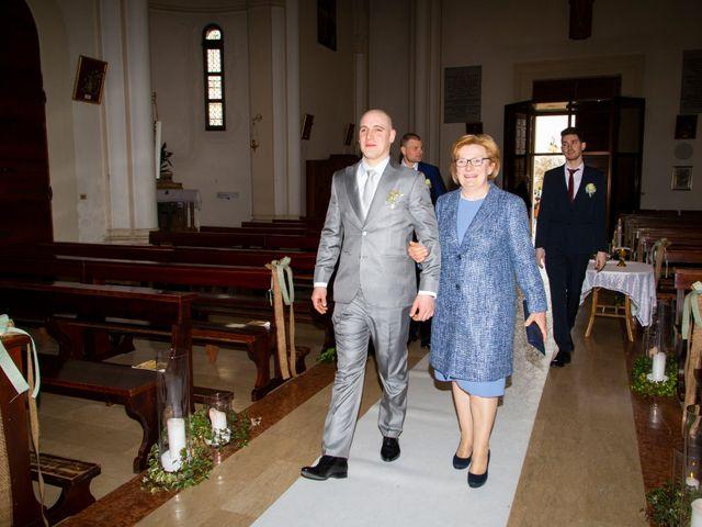 Il matrimonio di Federico e Eva a Loreggia, Padova 21