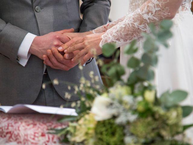 Il matrimonio di Federico e Eva a Loreggia, Padova 30