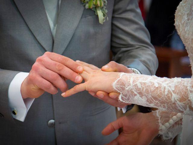 Il matrimonio di Federico e Eva a Loreggia, Padova 31
